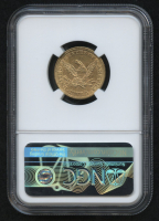 1861 $5 Liberty Head Half Eagle Gold Coin (NGC AU 55) at PristineAuction.com