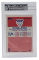 1986-87 Fleer #57 Michael Jordan RC (BGS 8.5) at PristineAuction.com