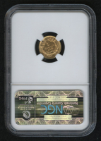 1873 $1 Indian Princess Gold Coin - Open 3 (NGC AU 58) at PristineAuction.com