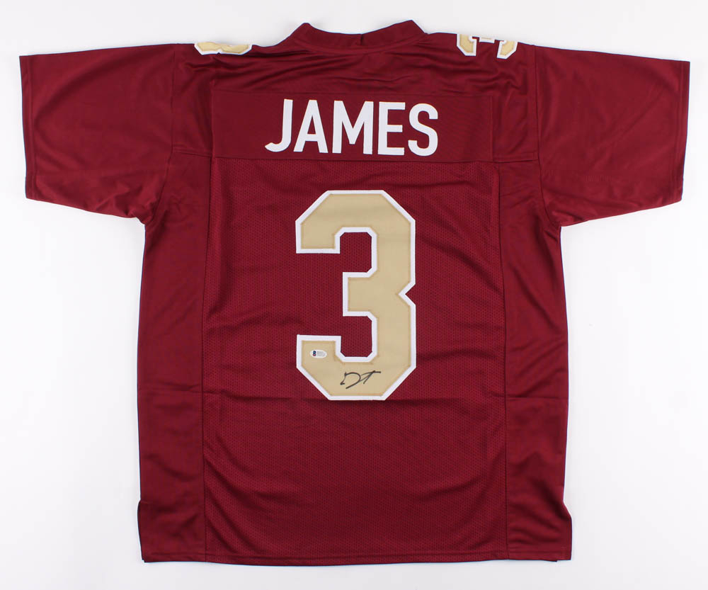 Derwin James Signed Jersey (Beckett COA) at PristineAuction.com