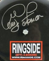 George Foreman Signed Authentic Full-Size Ringside Boxing Bell (Foreman Hologram & COA) at PristineAuction.com
