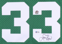 Larry Bird Signed Boston Celtics Jersey (Beckett COA & Bird Hologram) at PristineAuction.com