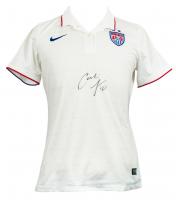Carli Lloyd Signed Team USA Nike Soccer Jersey (JSA COA) at PristineAuction.com
