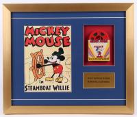 "Walt Disney's ""Mickey Mouse"" 16x19 Custom Framed Film Reel Display"