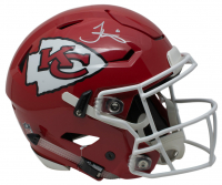 Tyreek Hill Signed Kansas City Chiefs Full-Size Authentic On-Field SpeedFlex Helmet (JSA COA) at PristineAuction.com