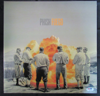 "Trey Anastasio Signed Phish ""Fuego"" LP Vinyl Record Album (PSA COA) at PristineAuction.com"