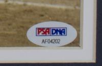 Mickey Mantle, Joe DiMaggio & Whitey Ford Signed New York Yankees 11x14 Custom Framed Photo Display (PSA LOA) at PristineAuction.com