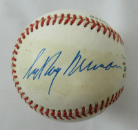 LeRoy Neiman Signed ONL Baseball (JSA LOA) at PristineAuction.com