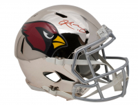Kyler Murray Signed Arizona Cardinals Full-Size Chrome Speed Helmet (Beckett COA)