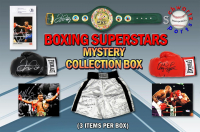 Boxing Collection Mystery Box - Series 3 (Limited to 100) (3 Boxing Autographs Per Box) (Pristine Exclusive Edition)