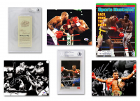 Boxing Collection Mystery Box - Series 3 (Limited to 100) (3 Boxing Autographs Per Box) (Pristine Exclusive Edition) at PristineAuction.com