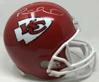 Patrick Mahomes Signed Kansas City Chiefs Full-Size Helmet (Fanatics Hologram)
