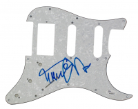 Michael J. Fox Signed Electric Guitar Pickguard (JSA COA) at PristineAuction.com