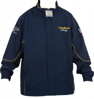 Jimmie Johnson Signed Goodyear Racing Jacket (JSA COA) at PristineAuction.com