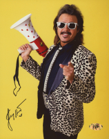 Jimmy Hart Signed 8x10 Photo (MAB Hologram) at PristineAuction.com