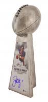 "John Elway Signed Denver Broncos 15"" Lombardi Football Championship Trophy (Beckett COA) at PristineAuction.com"