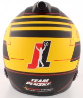 Joey Logano Signed NASCAR Pennzoil Full-Size Helmet (PA COA) at PristineAuction.com