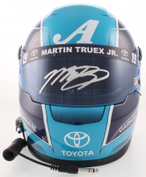 Martin Truex Jr. Signed NASCAR Auto Owners Insurance Full-Size Helmet (PA COA) at PristineAuction.com