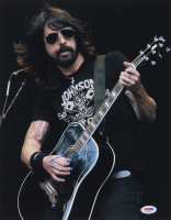 Dave Grohl Signed 11x14 Photo (PSA COA) at PristineAuction.com