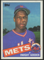 1985 Topps #620 Dwight Gooden RC