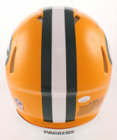 Jordy Nelson Signed Green Bay Packers Full-Size Authentic On-Field Speed Helmet (JSA COA) at PristineAuction.com