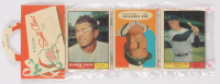 1961 Topps Baseball Unopened Christmas Rack Pack with (12) Cards at PristineAuction.com