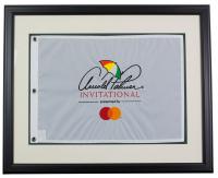 Arnold Palmer Invitational 20x24 Custom Framed Pin Flag Display at PristineAuction.com