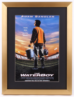 """The Waterboy"" 16x21 Custom Framed Movie Poster Display"