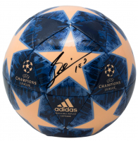 Lionel Messi Signed UEFA Champions League Match Adidas Soccer Ball (JSA COA & Icons COA)