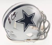 Amari Cooper Signed Dallas Cowboys Speed Mini Helmet (Beckett COA) at PristineAuction.com