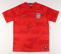 Alex Morgan Signed Team USA Soccer Jersey (Beckett COA)