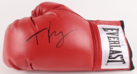 Tyson Fury Signed Everlast Boxing Glove (Beckett COA) at PristineAuction.com