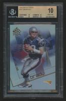 2004 Reflections #58 Tom Brady (BGS 10)