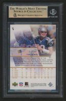 2004 Reflections #58 Tom Brady (BGS 10) at PristineAuction.com