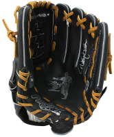 Derek Jeter Signed Rawlings Player Model Baseball Glove (Beckett LOA, MLB Hologram & Steiner Hologram) at PristineAuction.com