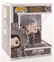 "Kit Harington Signed ""Game of Thrones"" #72 Jon Snow Funko Pop Figure (Radtke COA) at PristineAuction.com"