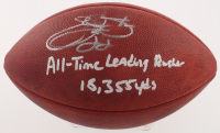 "Emmitt Smith Signed Official NFL Game Ball Inscribed ""All-Time Leading Rusher"" & ""18,355 Yds"" (Radtke & Emmitt Smith Hologram) at PristineAuction.com"