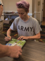 Megan Rapinoe & Alex Morgan Signed 2019 Sports Illustrated Magazine (JSA COA) at PristineAuction.com