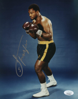 Joe Frazier Signed 8x10 Photo (JSA COA)