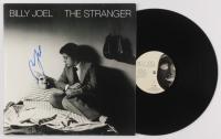 """Billy Joel Signed """"The Stranger"""" Vinyl Record Album (JSA COA)"""