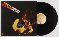 """Steve Miller Signed Steve Miller Band """"Fly Like an Eagle"""" Vinyl Record Album (JSA COA)"""