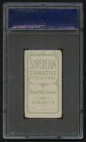 1910 T206 - Sovereign 350- Cleveland - Glove Shows #25 Cy Young (PSA 2) at PristineAuction.com