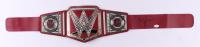 Hulk Hogan Signed WWE Universal Champion Belt (JSA COA)