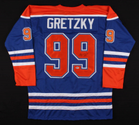 Wayne Gretzky Signed Jersey (Beckett LOA)