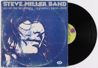 "Steve Miller Signed ""Recall the Beginning...A Journey From Eden"" Vinyl Album Cover (PSA Hologram) at PristineAuction.com"