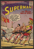 "1957 ""Superman"" Issue #112 DC Comic Book"