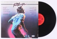 "Kenny Loggins Signed ""Footloose"" Vinyl Record Album (PSA COA)"