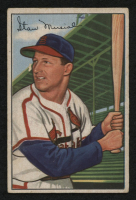 1952 Bowman #196 Stan Musial at PristineAuction.com