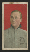 1909-11 T206 #98 Ty Cobb / Portrait Red at PristineAuction.com