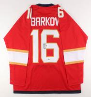Aleksander Barkov Jr. Signed Jersey (Beckett COA) at PristineAuction.com